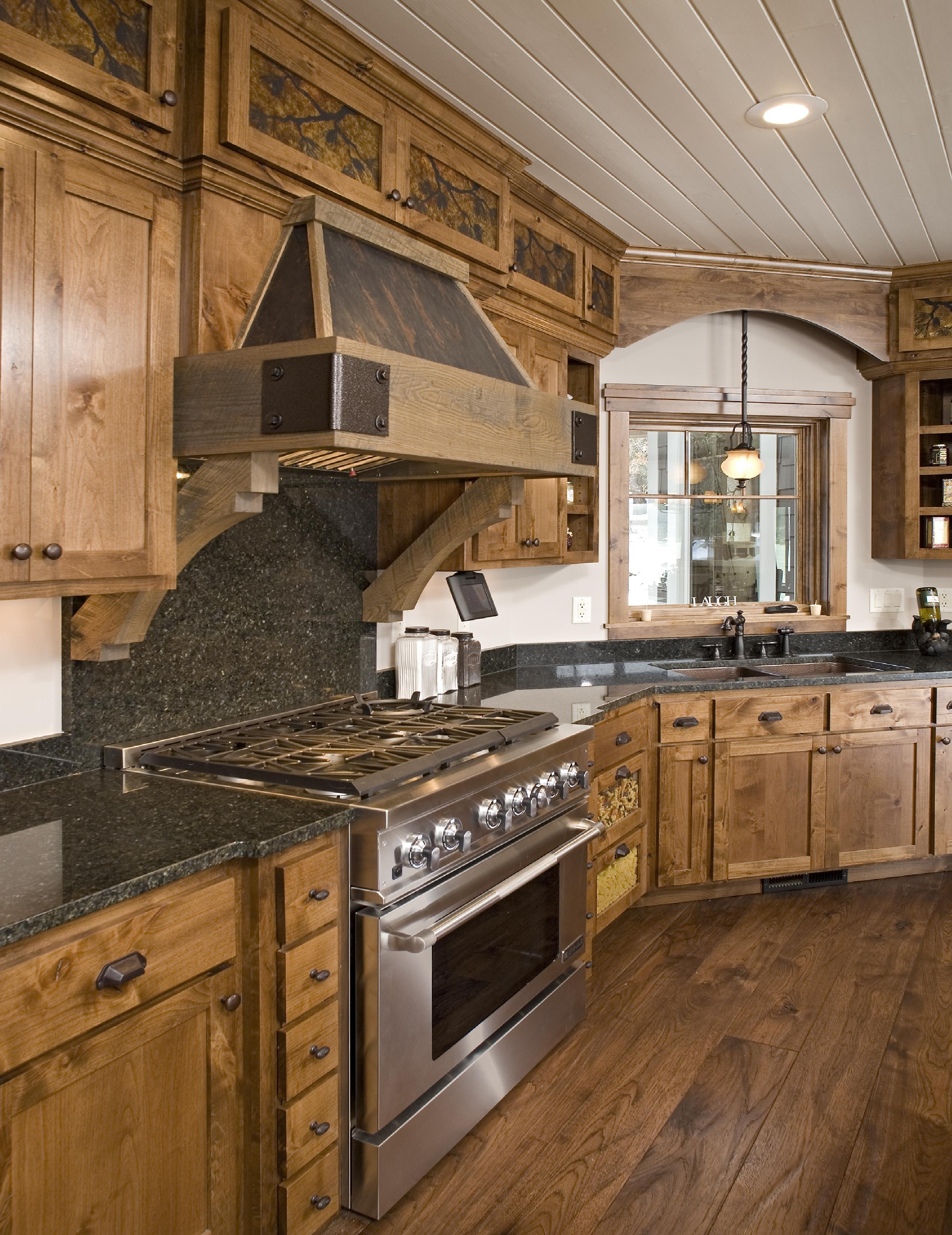 Lodge Kitchen Design Ideas